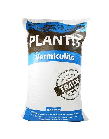 PLANT!T Vermiculite 100 Litres