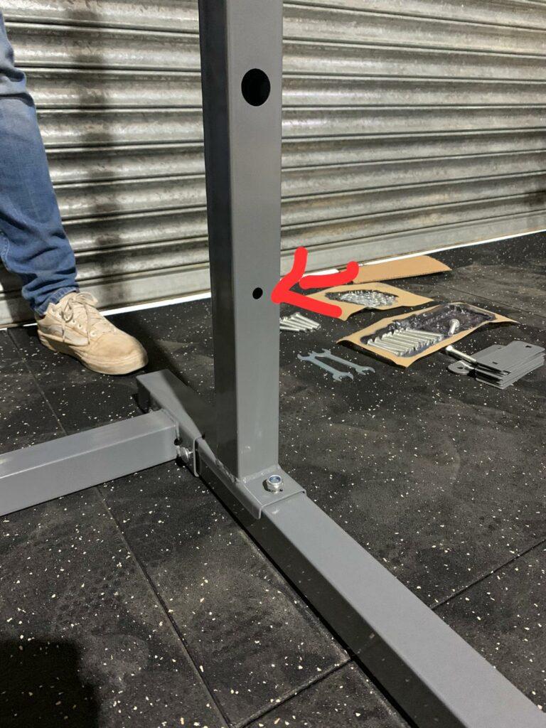 Squat Rack Instructions 3