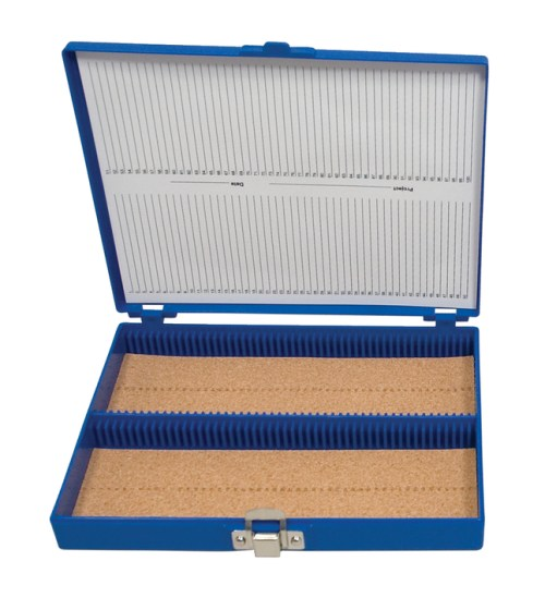 Slide box, 100 ct.