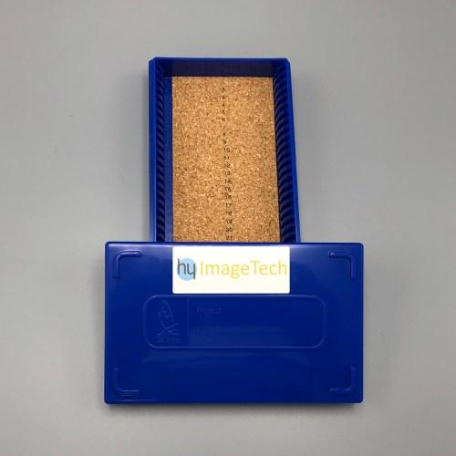 Blue Slide Box, 25 Count
