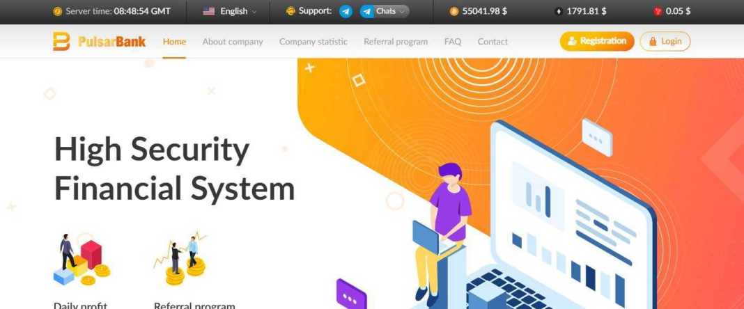 Pulsarbank.com Hyip Review: It Is Scam Or Paying? Read Our Review