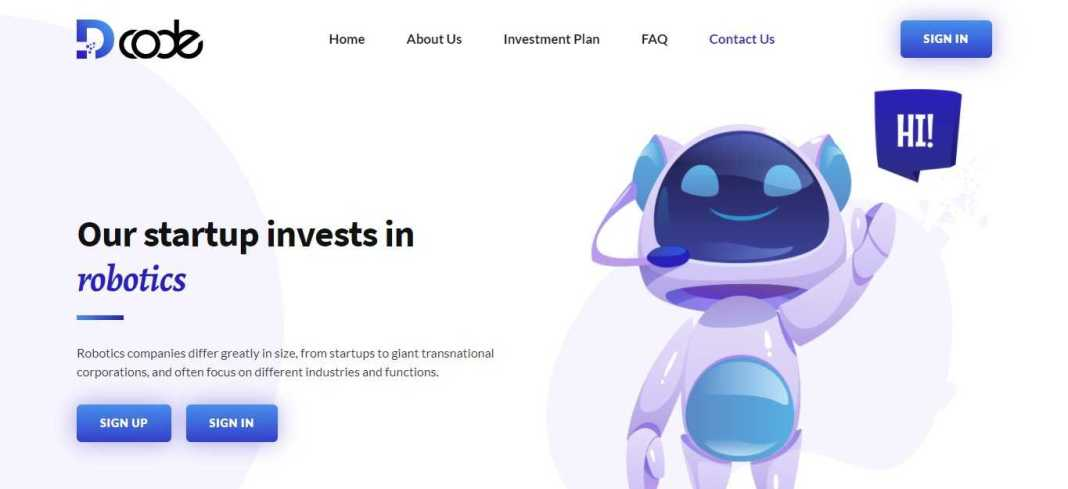 Dcode.capital Review : It Is Scam Or Paying? Read Our Review