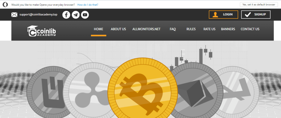 Coinlibacademy Hyip Review : It Is Scam Or Paying? Read Our Review
