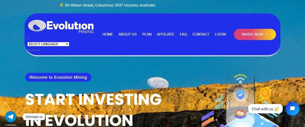 Evolutionminingau.com Review: Scam Or Paying? Read Our Full Review