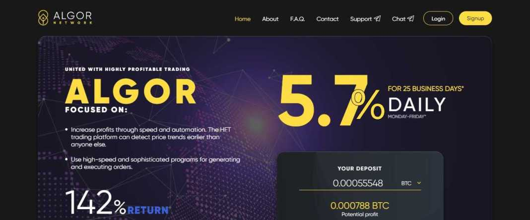 Algor Review: Scam Or Paying? Read Our Full Review