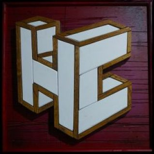 Hykel Carpentry, Hand Crafted Logo