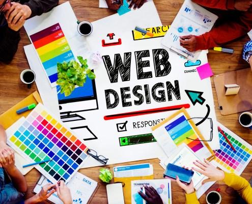 Top 5 Factors To Consider When Hiring a Website Design Company
