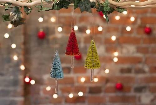 Make Your Own Glass Keepsake Christmas Decorations Hylands Estate
