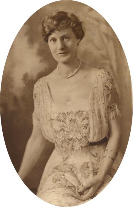 Seddie Gunnell, circa 1910