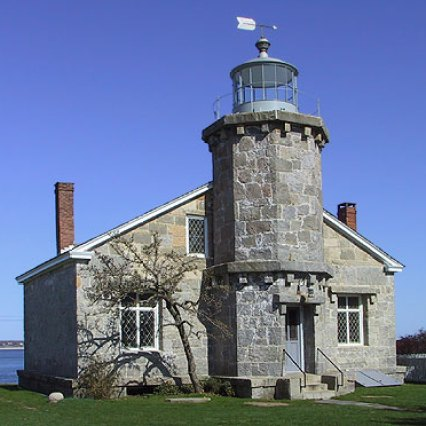 The Stonington Harbor Light is a historic nineteenth century lighthouse located on the east side of Stonington Harbor. The site is now the home of the Stonington Historical Society, which uses the building as The Old Lighthouse Museum. Holdings in the museum document the area's long and distinguished cultural and nautical history.