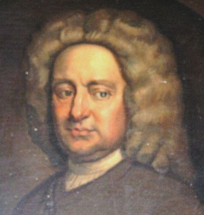 William Green (1695-1758), the 23rd, 25th, 27th and 29th Governor of the Colony of Rhode Island and Providence Plantations