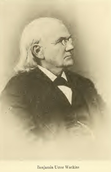 Portrait from the title page of Annals of Our Ancesters (published 1913) by Julia Watkins Frost (1838-1920).