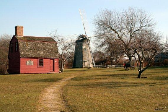 Prescott Farm, Rhode Island