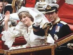 Diana and Charles wedding