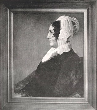 Emma Hart Willard (from a painting by Robert Bolling Brandegee)
