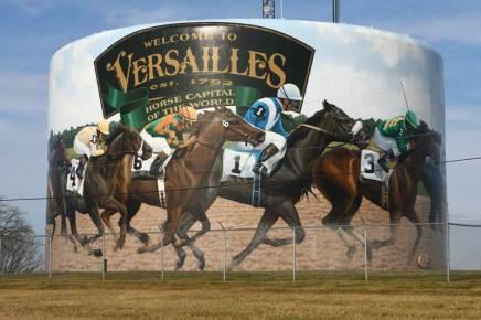 Welcome to Versailles, Kentucky
