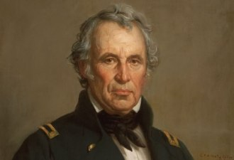 Zachary Taylor, 12th President of the United States