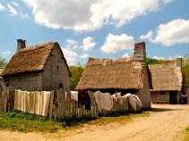 Plimouth village
