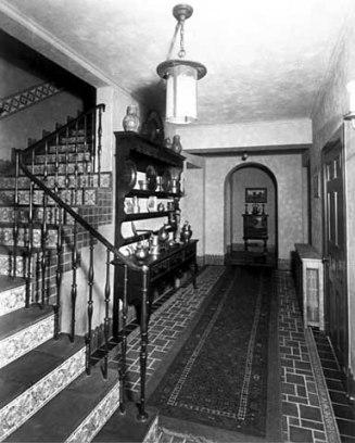Main basement hall