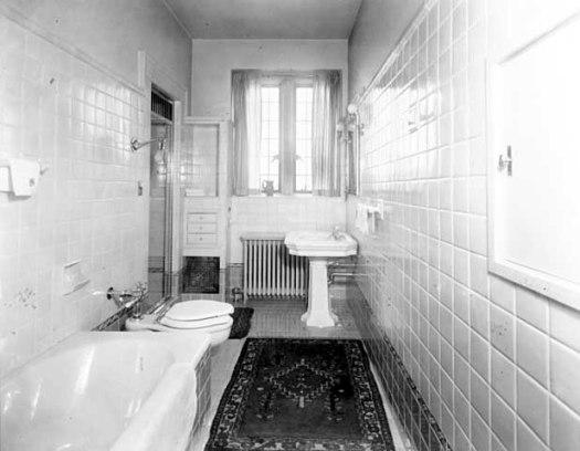 Son's bathroom