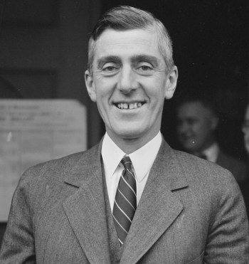 Leverett A. Saltonstall (1892–1979), photo taken 1938