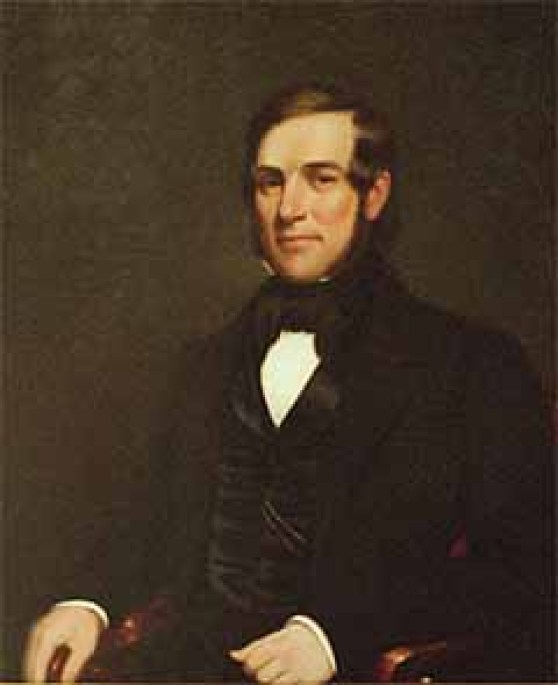 Nathaniel Brown Palmer (1799-1877)