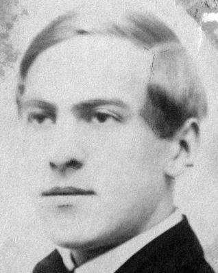 Tor Emil Hylbom 1916