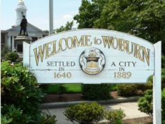 Welcome to Woburn, Massachusetts