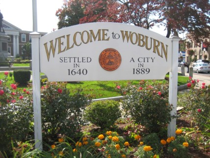 Welcome to Woburn, Massachusetts