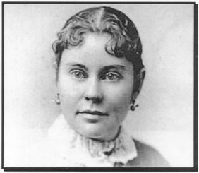 Lizzie Borden (1860-1927)