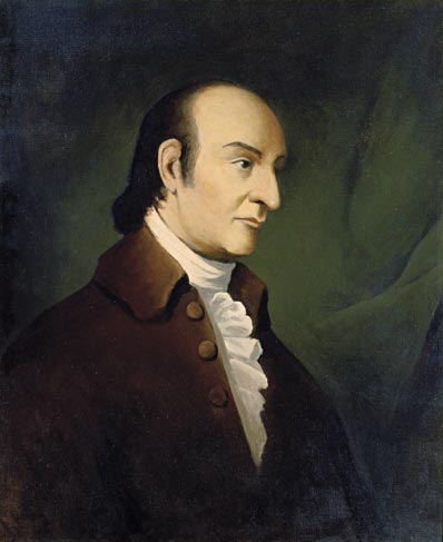 George Wythe (1726-1806), signer of the Declaration of Independence (Colonial Williamsburg Foundation)