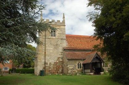 St. Margaret's Church, Bucknall, Lincolnshire (photo credit: Gary Brothwell)