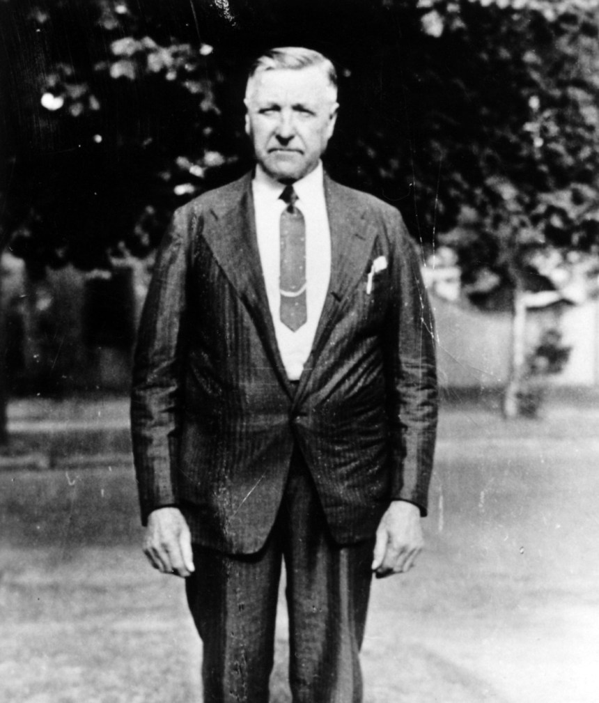 George V. Walholm (1862-1950), my maternal g-grandfather