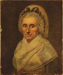 Mary Ball Washington (1708-1789) was the second wife of Augustine Washington, a planter in Virginia, and the mother of George Washington