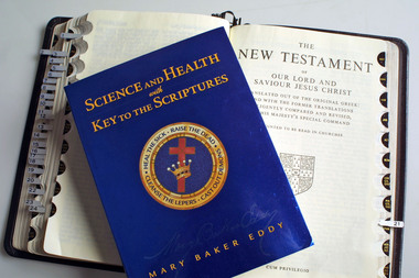 """The Bible and """"Science and Health with Key to the Scriptures,"""" by Mary Baker Eddy, are the most important books in Christian Science. Eddy questioned conventional views about science, theology and medicine and spent years searching the Bible for answers. """"Science and Health"""" is Mrs. Eddy's primary work and the definitive textbook on Christian Science."""