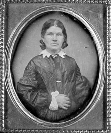 Lucretia York Hamlin (1814-1887)