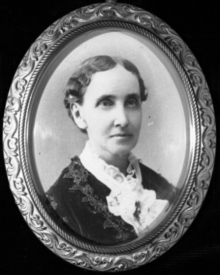 Marion Wallace Thomson (1821-1896), my 3rd g-grandmother
