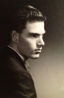 Rusty Walholm, 1956
