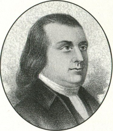 Abraham Clark (1726-1794), signer of the Declaration of Indepence of 4 Jul 1776
