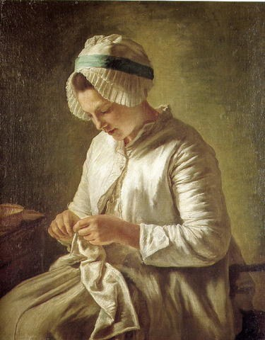 Mary Peck Butterworth (1686-1775)