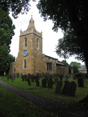 The Parish Church of St. Peter & St. Paul, Great Bowden, Leicestershire, England