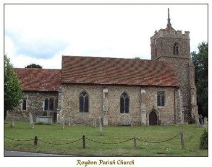 St Peter's Church is a Church of England parish church in the village of Roydon in Essex, England.