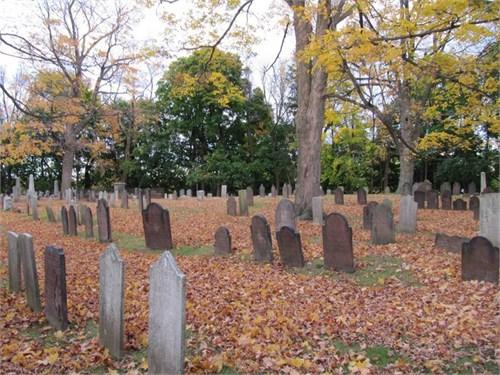 Presbyterian Church cemetery, Morristown New Jersey