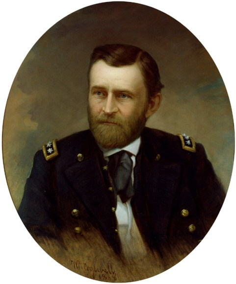 Ulysses S Grant by William F Cogswell, 1868 (United States Senate)