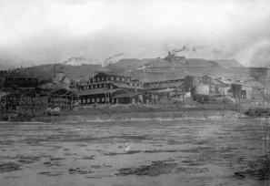 Portland Mine and Mill, Cripple Creek Mining District, Victor, Colorado