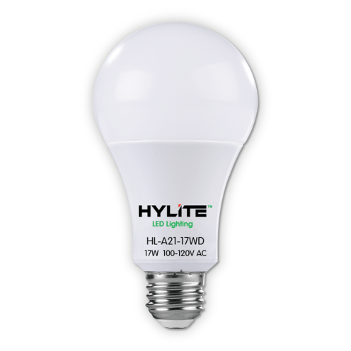 17W Dimmable A21