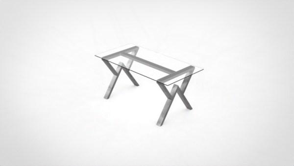 table loft industrielle