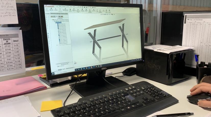 table fabrication francaise