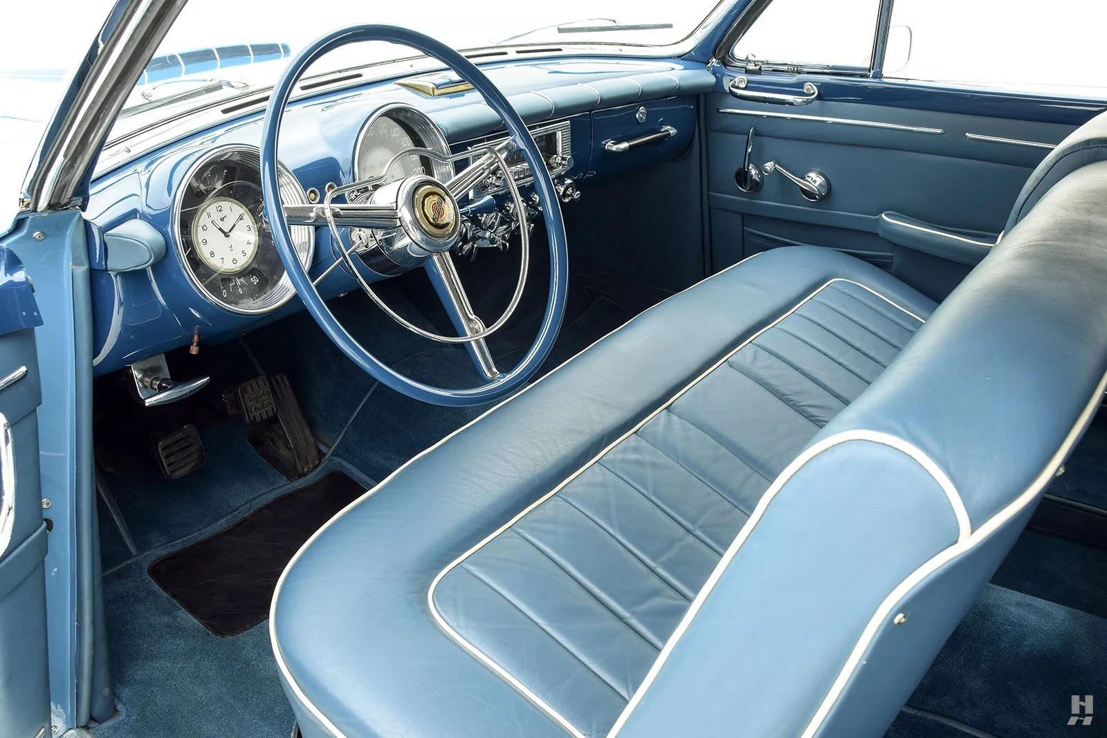 1950 Pontiac Business Coupe