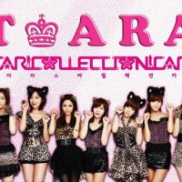 T-ara star collection card zurag